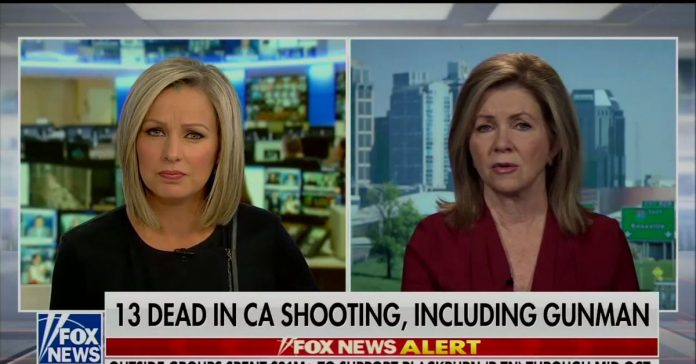 Marsha Blackburn is an NRA favorite. Her comments on a mass shooting show why.