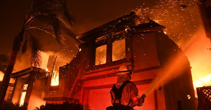 Deadliest California Wildfire Since Record-Keeping Began Claims 25 Lives