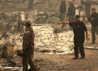 Why the Camp Fire in Northern California is so severe