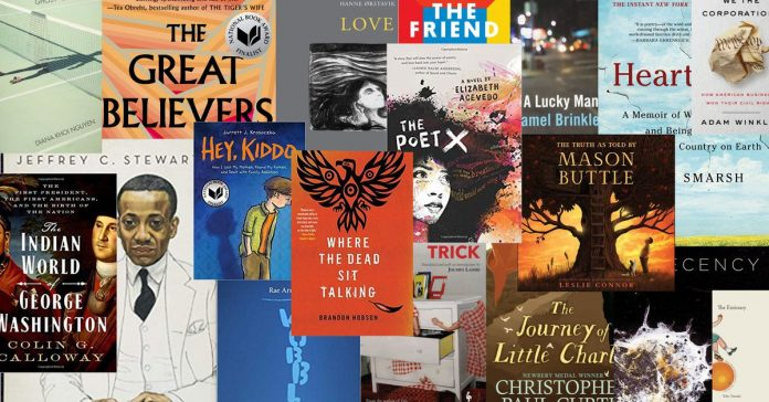 We read all 25 National Book Award finalists for 2018. Here's what we thought.
