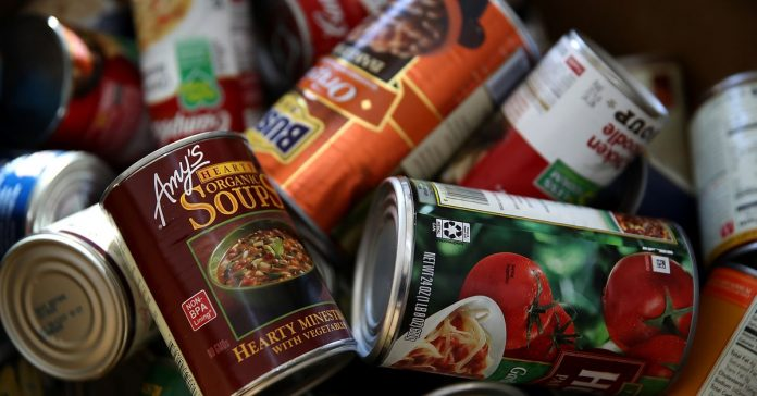 Relief efforts want money. So why do we insist on donating canned goods?