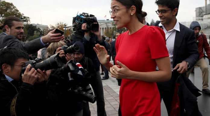 As a young Latina staffer, I hid who I was to fit in. Ocasio-Cortez is refusing to do that.