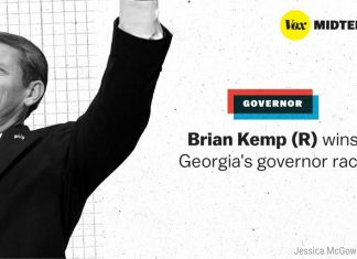 Brian Kemp elected governor of Georgia after Democrat Stacey Abrams ends campaign