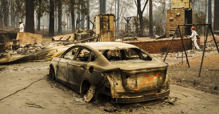 The Paradise fire is catastrophic. And the wildfire threat to California is only growing.