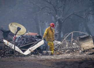 Nearly 1,300 People Are Now Missing In The California Wildfires As Death Toll Rises