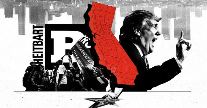 How California conservatives became the intellectual engine of Trumpism