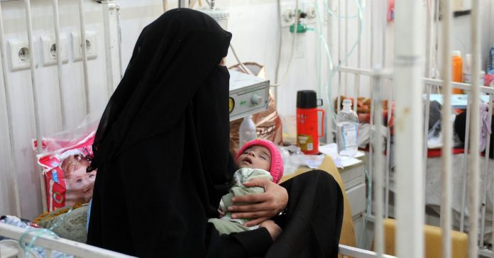 Vox Sentences: Yemen's famine has cost 85,000 children's lives