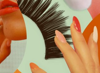 How To Make Your False Eyelashes Last and Last
