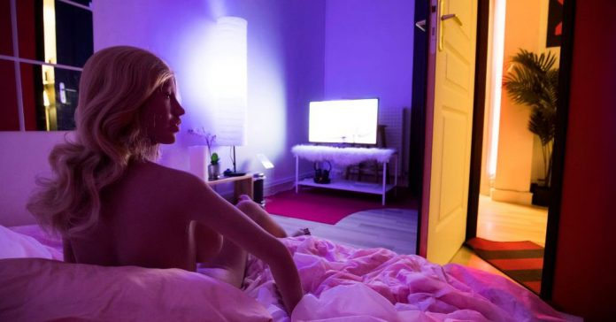 Sex doll brothels are now a thing. What will happen to real-life sex workers?