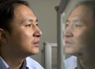 CRISPR gene-edited babies have arrived, according to a Chinese scientist