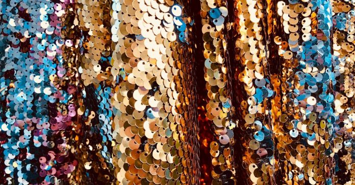Flip sequins are the weird, glitzy fabric that kids can't get enough of