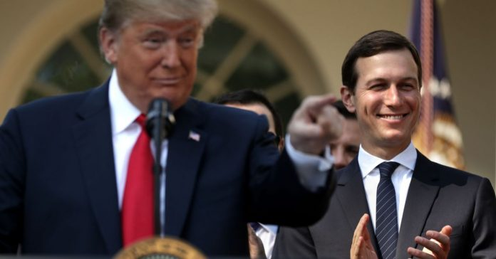 Jared Kushner is getting an award from Mexico, and Mexicans aren't happy about it