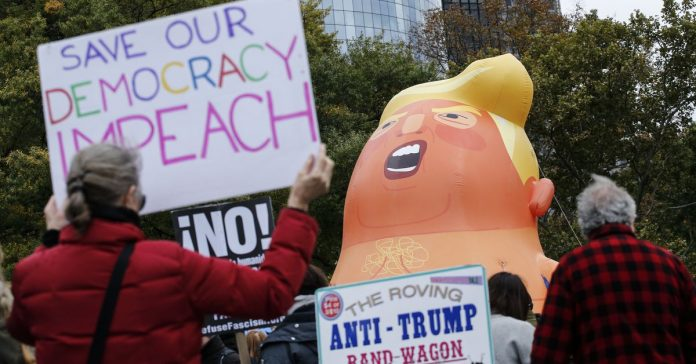 """Federal employees are now barred from mentioning """"the #resistance"""" at work"""