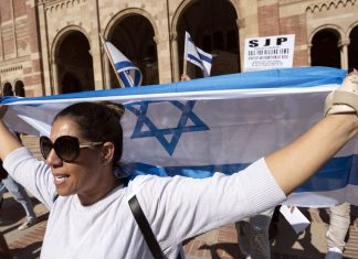Swastika vandalism hit high-profile targets in both New York and California this week