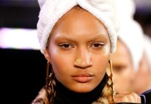 42 Models Got Their Brows Bleached At Alexander Wang