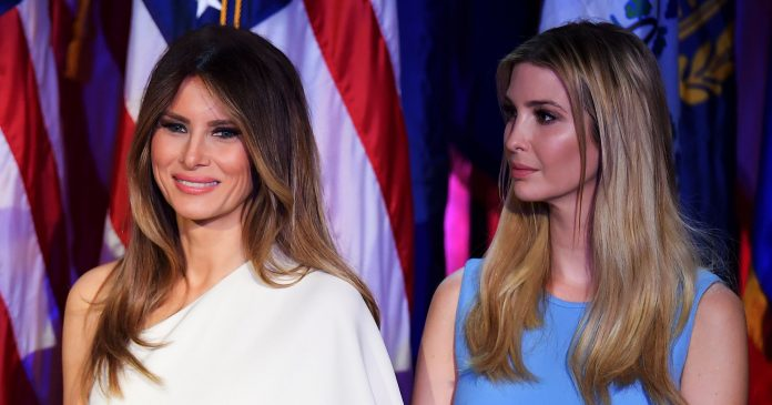 Why People Are Naming Their Babies Ivanka & Melania