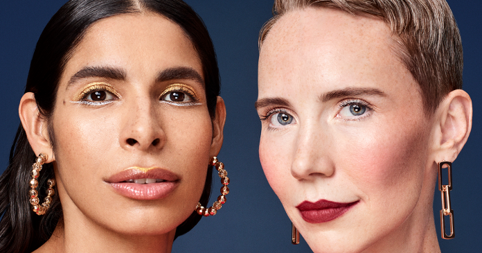 Elevated Holiday Beauty Looks To Wear Over & Over This Party Season