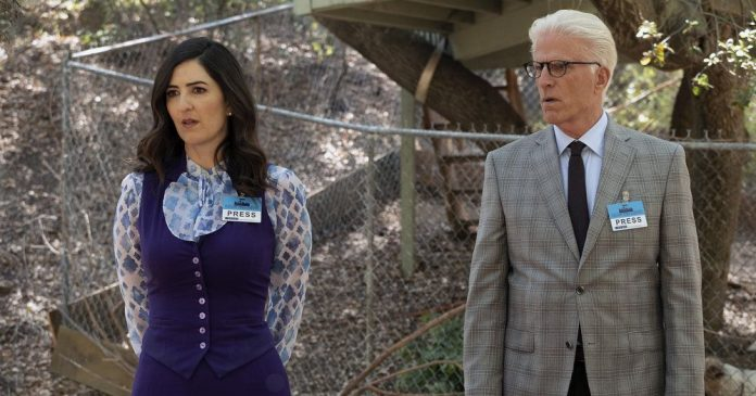 """The Good Place offers one of its best episodes ever with """"Janet(s)"""""""
