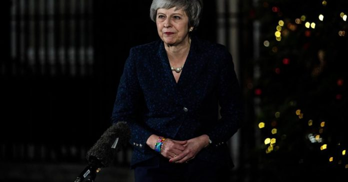 Vox Sentences: Theresa Maybe