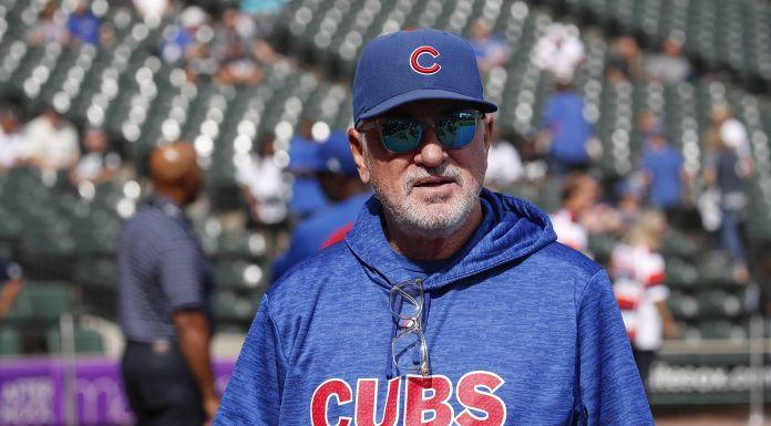Chicago Cubs manager Joe Maddon studying 'Managing Millennials for Dummies'