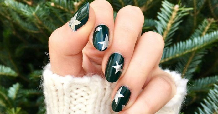 13 Festive (& Seriously Chic) Holiday Manicures To Copy This Season