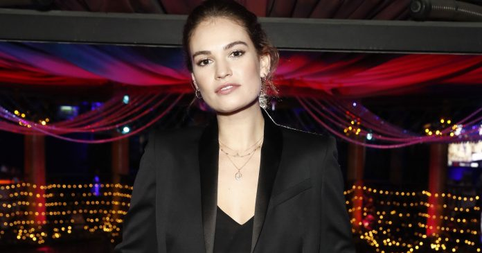 Lily James Joins Four Wedding & A Funeral Sequel — & We Have Questions