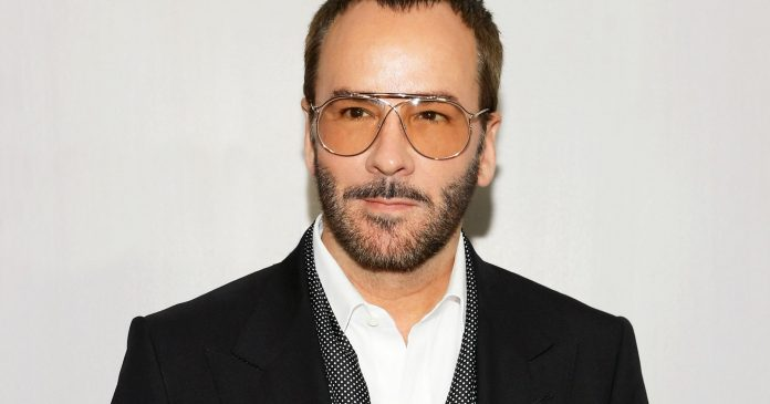 Tom Ford Will Present A Co-Ed Fashion Show In February