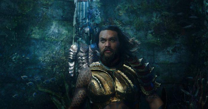 Aquaman's post-credits scene, explained
