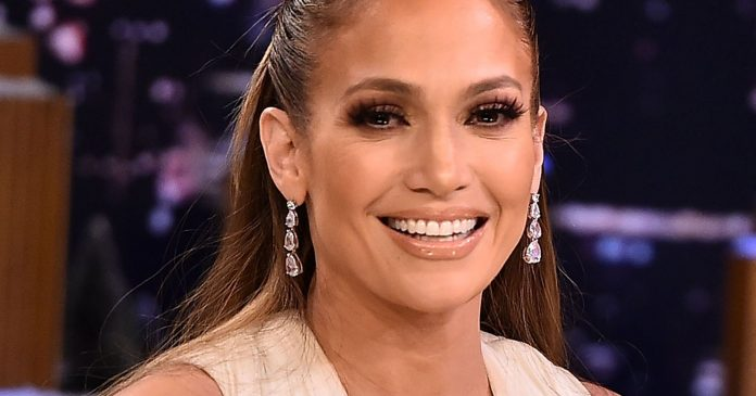 All The Beauty Looks We're Pinning From J.Lo's Second Act Press Tour