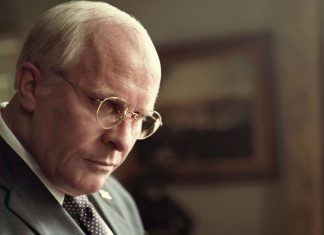 Vice doesn't want to humanize Dick Cheney. So instead, it (maybe) demonizes America.