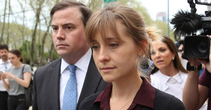 Allison Mack Used Scientology To Defend NXIVM In Court