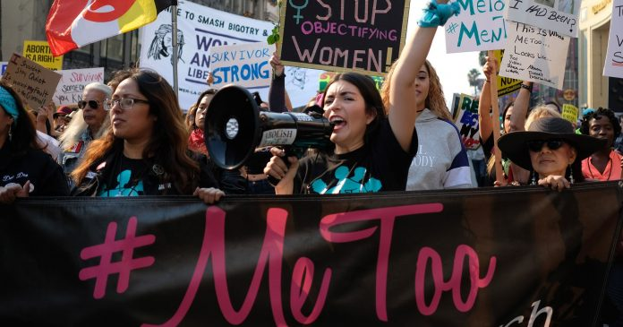 California's #MeToo Law Is About To Go Into Effect. Here's What It Does.