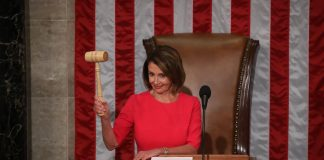 The new Democratic House just approved two bills to reopen the government