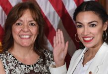 Alexandria Ocasio-Cortez Honors Single Mothers In An Emotional Note To Her Mamá