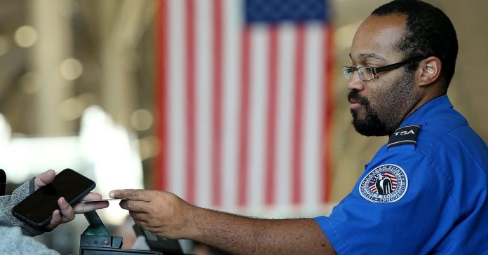 TSA agents are calling in sick rather than work without pay during the shutdown