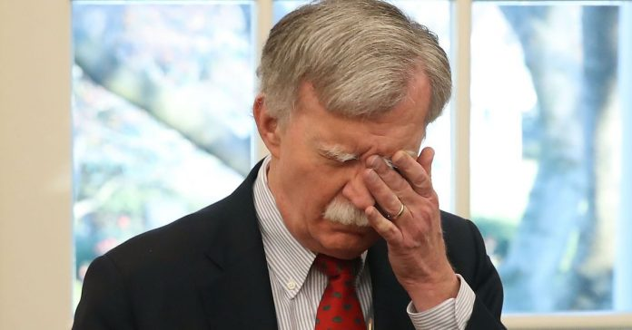 Turkey's president snubs John Bolton over Syria