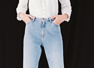 Mom Jeans Are Here To Save Your Winter Wardrobe