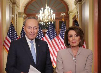 """Democrats respond to Trump's immigration speech: """"We don't govern by temper tantrum"""""""