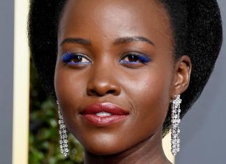 The Latest Makeup Trend Storming Hollywood Is So '80s — & So Chic