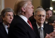 Senate Democrats pushed a vote to reopen the government. Mitch McConnell shot them down.