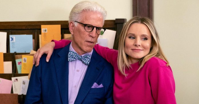 "The Good Place sets the stage for season 3's endgame in ""The Book of Dougs"""