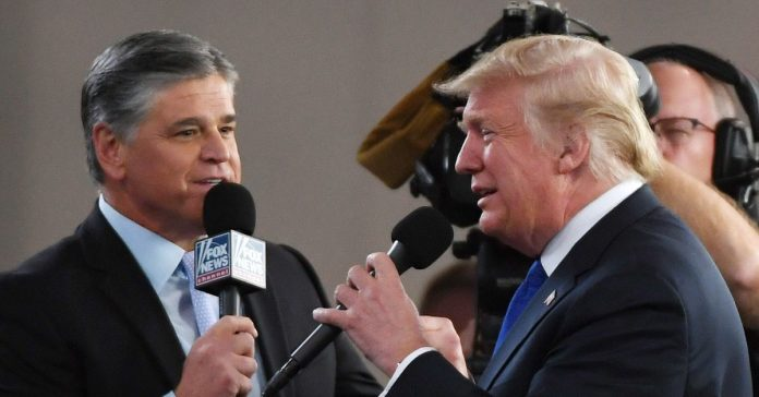 Trump's Hannity interview reveals a president out of touch with reality
