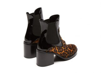 Ease Into The Leopard Print Trend With These 16 Pairs Of Boots