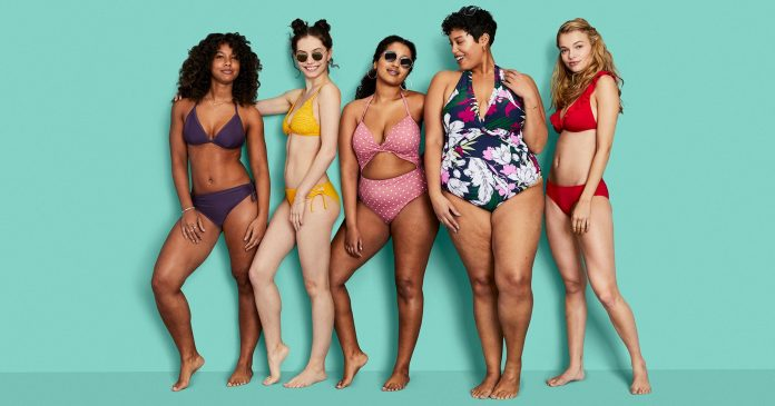 Target's New Size-Inclusive Swim Brand Will Make You Want To Hit The Beach