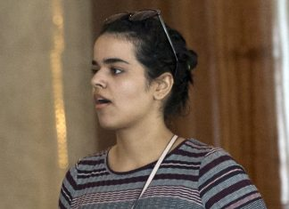 The Saudi teen who fled her family has been granted asylum in Canada