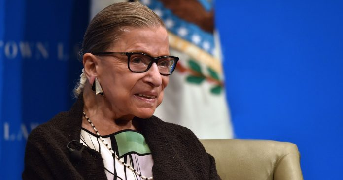Ruth Bader Ginsburg Has No Remaining Cancer & Will Return To The Supreme Court