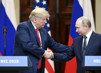 Trump reportedly hid details of his meetings with Putin from his own administration