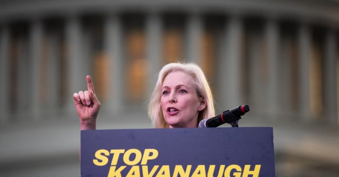 Kirsten Gillibrand announces 2020 presidential exploratory committee
