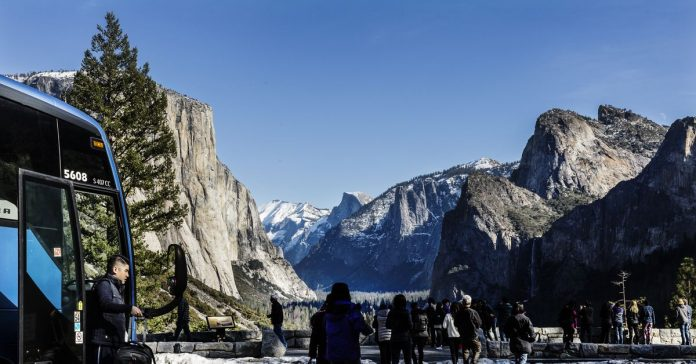 I live by Yosemite National Park. Here's what's been happening since the shutdown.