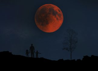 What This Weekend's Super Blood Wolf Moon Means For You